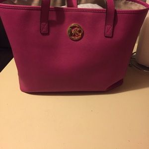 Michael kors tote large new